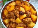 红烧鸭腿炖土豆的做法[图]