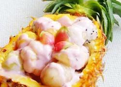 菠船水果沙拉