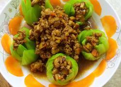 香菇蚝油菜心