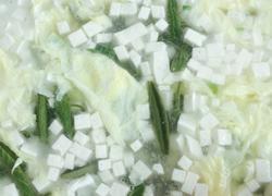 莼菜豆腐羹