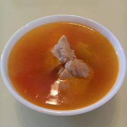 番茄排骨汤的做法[图]