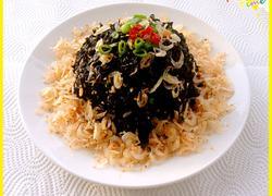 海米拌紫菜