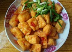 番茄煨豆腐炸