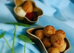 脆皮鹌鹑蛋(椒盐风味)