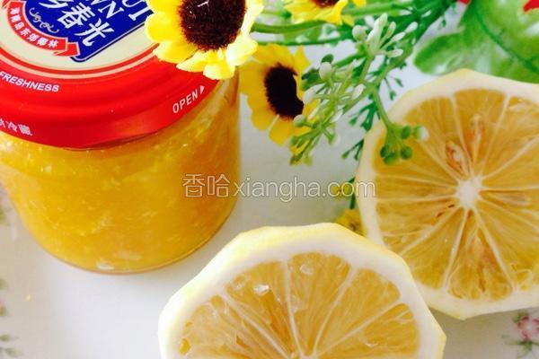 自制天然柠檬香料
