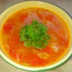 番茄冬瓜汤的做法[图]