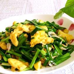 韭菜鸡蛋的做法[图]