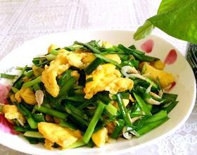 韭菜鸡蛋[图]
