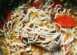 腊肉番茄麻辣面
