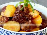 土豆顿牛肉的做法[图]