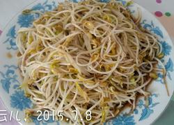 醋炒绿豆芽