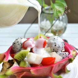 酸奶水果沙拉的做法[圖]