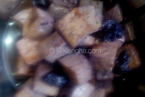 草莓酱豆腐