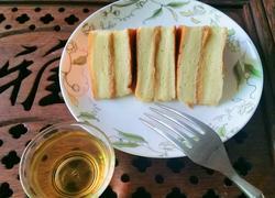 花生酱夹心蛋糕