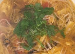 金针茹番茄蛋汤