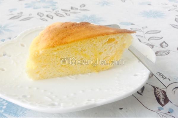 柠檬酸奶蛋糕(8寸)