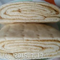 千层油酥蒸饼