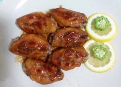 叉烧汁鸡翅