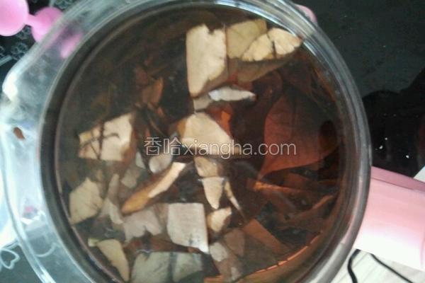 纯野生森林树叶茶