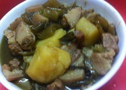 咸菜铺猪肉