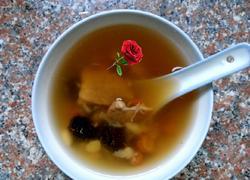 南北杏炖瘦肉汤