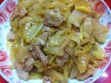 潮汕咸菜炒肉片的做法[图]