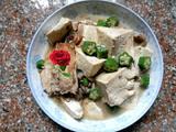 鱼肉炖豆腐的做法[图]