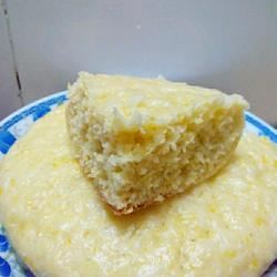 玉米发糕的做法[图]
