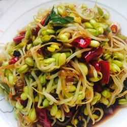 干煸黄豆芽的做法[图]