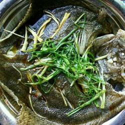 清蒸多宝鱼的做法[图]