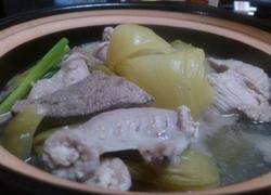 酸菜煮猪杂