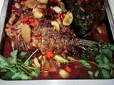 乌江碳烤鱼的做法[图]