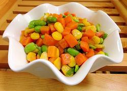 什锦蔬菜丁