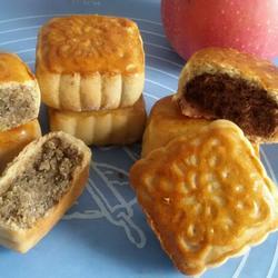 京式提浆月饼