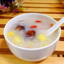 蜜枣红薯粥
