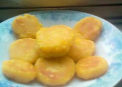 香甜红薯饼●v●