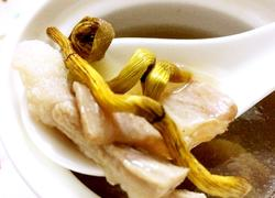 花胶石斛瘦肉汤