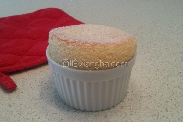 Vanilla Soufflé.法式甜点 - 香草梳芙蕾