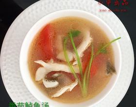 番茄鲈鱼汤