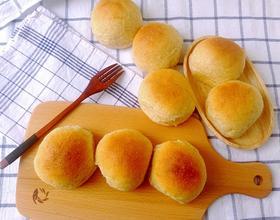 蜂蜜全麦餐包[图]