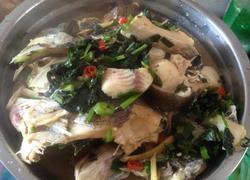 紫苏辣椒鱼