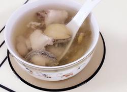 石斛胞鱼炖鸡汤