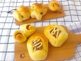 培根面包的做法[图]
