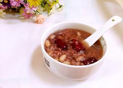 红豆红枣养颜粥