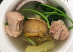 鲍鱼石斛凉瓜汤