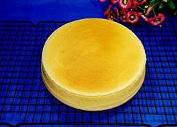 椰香棉花蛋糕~~水浴法