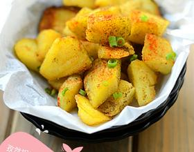 孜然锅巴土豆[图]