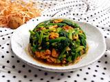 核桃仁拌菠菜的做法[图]