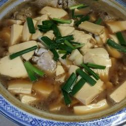 青蟹豆腐汤的做法[图]