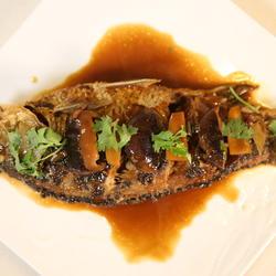 红烧鲫鱼的做法[图]